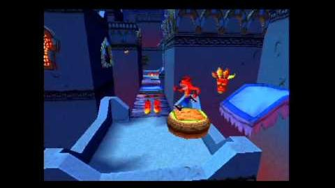 High Time (Getting the Purple Gem) - Crash Bandicoot 3 105% Walkthrough