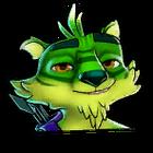 CTRNF-Green Tiger Hunter