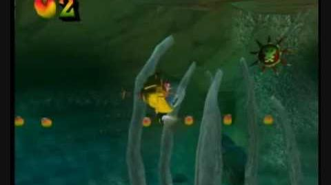 Crash Bandicoot The Wrath Of Cortex - 106% & All Platinums, Part 18 Coral Canyon