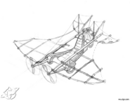 Flying machine concept