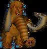 Mammoth Wrath of Cortex