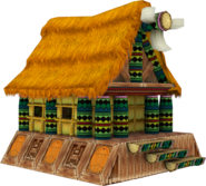 Crash Twinsanity Papu Papu's Hut