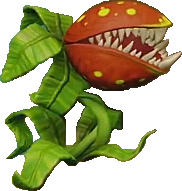Image result for venus fly trap png crash