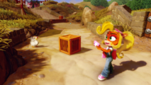 Crash Bandicoot N. Sane Trilogy Toad Village