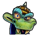 Crash Team Racing Nitro-Fueled Komodo Joe Icon