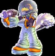 Stench Crash Bandicoot Mind over Mutant