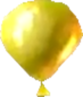 Crash Bash Yellow Balloon