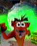 Crash dash level icon