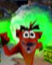Crash dash level icon