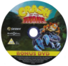 Crash of the Titans Bonus Disc