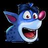 CTRNF-BlueHyena Crash Icon