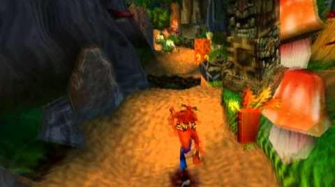 Crash Bandicoot 2 Beta, Part 5 The Pits-0