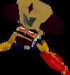 Crash Bandicoot 3 Warped Neo Cortex