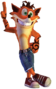 Crash Bandicoot of the Titans