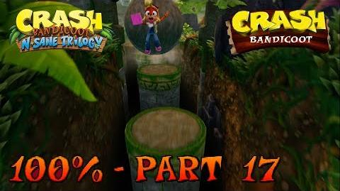 Crash Bandicoot - N