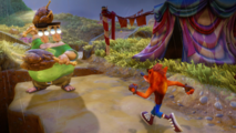 Crash Bandicoot N. Sane Trilogy Double Header