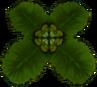 Crash Bandicoot Sinking Lily Pad