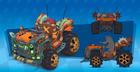 Dusty rider concept