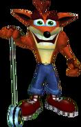 Crash Bandicoot CNK