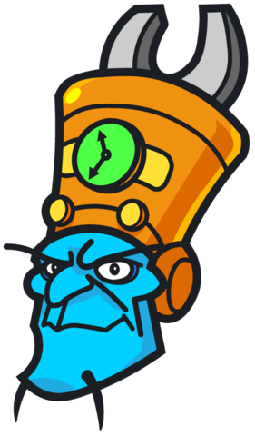 File:Doctor Nefarious Tropy Crash Bandicoot N. Sane Trilogy Icon.png