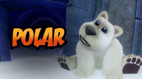 Polar Crash Bandicoot N
