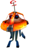 Crash Bandicoot 2 Cortex Strikes Back Robot Walker