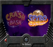 Crash Bash Spyro Demo 3