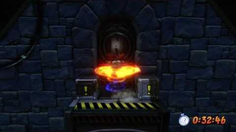 Crash Bandicoot N. Sane Trilogy- The Lab (Time Trial - Platinum Relic)