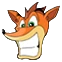 Crash Twinsanity Crash Bandicoot Life Counter Icon