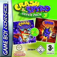 Crash and Spyro vol 3