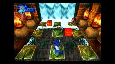 Ripper Roo - Boss 2 - Crash Bandicoot - 100% Playthrough (Part 6)