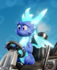 Spyro ice breath