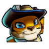 CTRNF-Musketeer Pura Icon