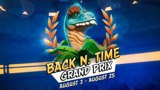 Crash Team Racing Nitro-Fueled – Back N. Time Grand Prix Intro
