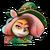 CTRNF-Green Witch Tawna