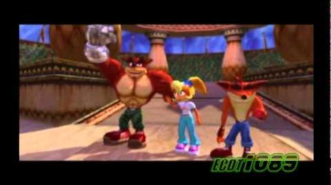 Crash Nitro Kart Part 4 Krunk