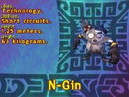 NGin Bestiary