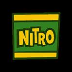 Nitro crate sticker