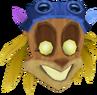 Crash Bandicoot Mind over Mutant Coco Bandicoot Mask