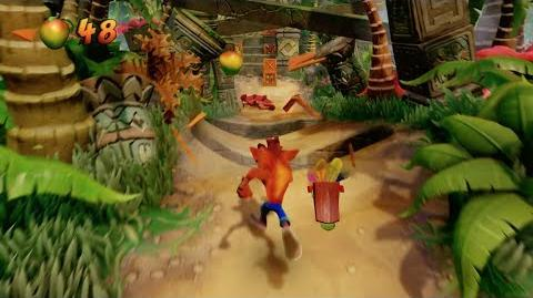 "Crash Bandicoot ""N. Sane Trilogy"" N"