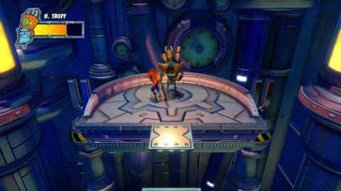 Crash Bandicoot N. Sane Trilogy - Crash 3 - Dr. N. Tropy