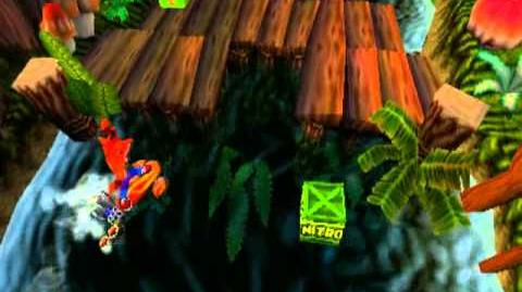 Crash Bandicoot 2 Beta, Part 4 Hang Eight-0