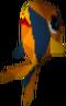 Crash Bandicoot Flying Fish