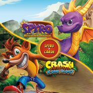 Crash Spyro Remake Pack