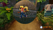 Boulders Crash Bandicoot N. Sane Trilogy