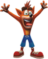 Crash Bandicoot Crash Bandicoot N. Sane Trilogy.png