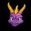 Spyro sticker