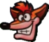 N. Sane Trilogy Crash Bandicoot Life Counter Icon