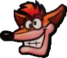 N. Sane Trilogy Crash Bandicoot Life Counter Icon