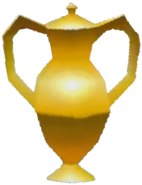 Crash Bash Trophy